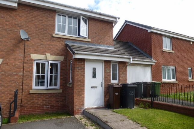 Thumbnail Semi-detached house for sale in Stanley Road, Wolverhampton