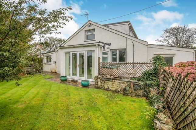 Thumbnail Bungalow for sale in Looe, Cornwall