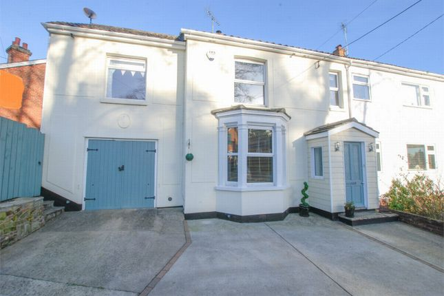 Thumbnail Semi-detached house for sale in Beridge Road, Halstead, Essex