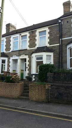 Thumbnail Terraced house to rent in Van Road, Caerphilly