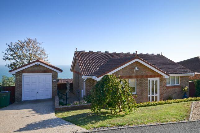 Thumbnail Detached bungalow for sale in Foxhills, Ventnor