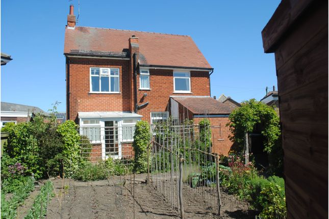 Rear View of Arcadia Crescent, Skegness PE25