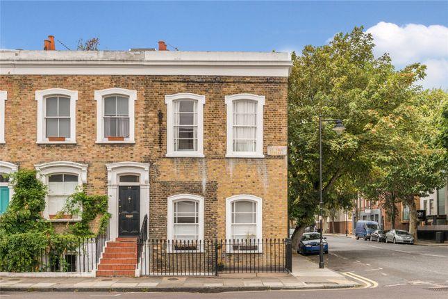 Thumbnail End terrace house for sale in St Paul Street, Islington, London