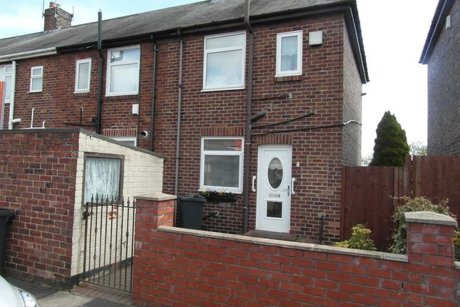 Thumbnail Terraced house for sale in Hedgefield View, Dudley, Cramlington