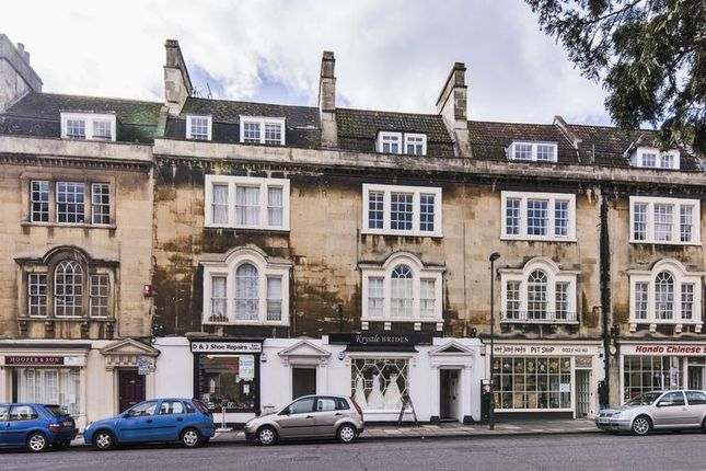 1 bed flat to rent in St. James's Parade, Bath BA1