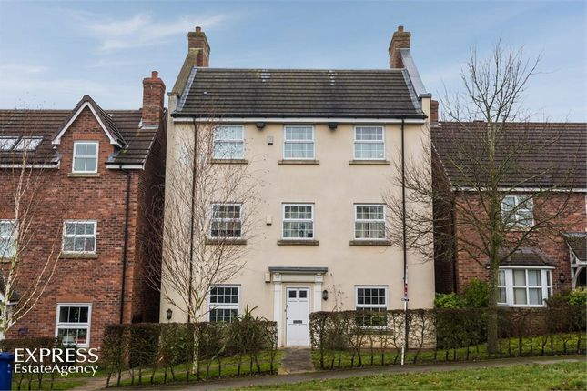 Thumbnail Flat for sale in Red Gables Court, Church Leigh, Leigh, Stoke-On-Trent, Staffordshire