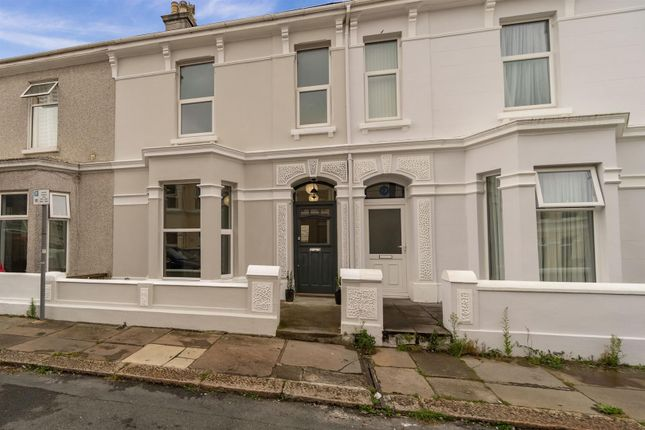 Front of Southern Terrace, Mutley, Plymouth PL4