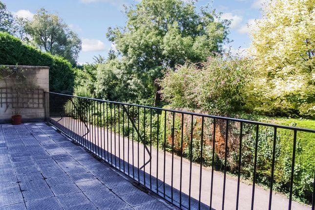 Balcony of Chatham Park, Off Bathwick Hill, Bath BA2