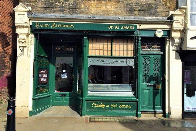 Thumbnail Retail premises for sale in 1 East Street, Faversham