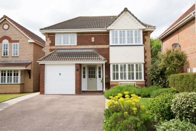 Thumbnail Detached house for sale in Dartmoor Drive, Huntingdon, Cambridgeshire