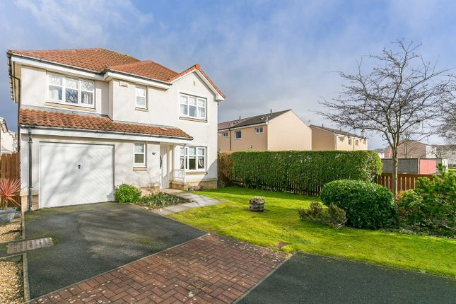 Thumbnail Detached house for sale in Peasehill Fauld, Rosyth, Dunfermline