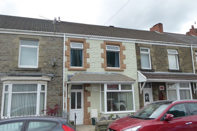 4 bed terraced house for sale in Cecil Street, Manselton, Swansea