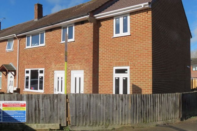 Thumbnail Maisonette to rent in Medway Crescent, Brockworth, Gloucester