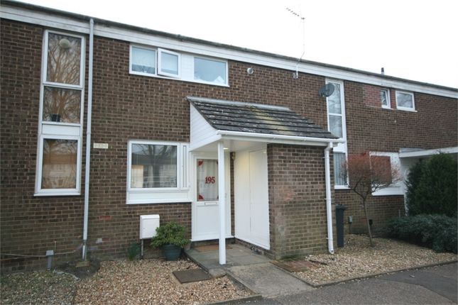 3 bed terraced house to rent in Shelley Road, Wellingborough, Northamptonshire