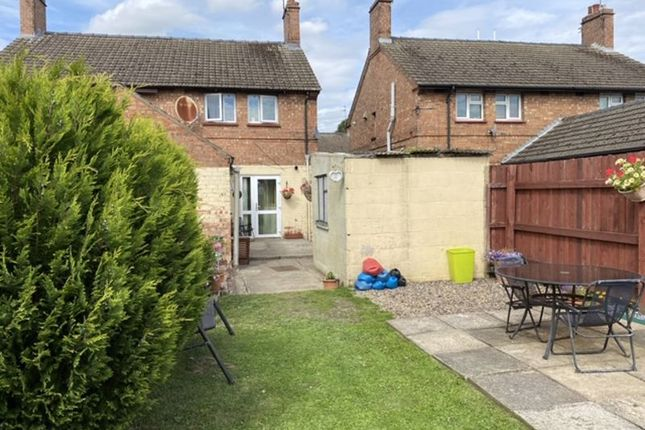 Terraced house for sale in Alexandra Road, Spalding