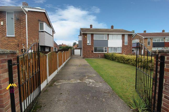 2 bed semi-detached house to rent in Thompson Nook, Hatfield, Doncaster DN7