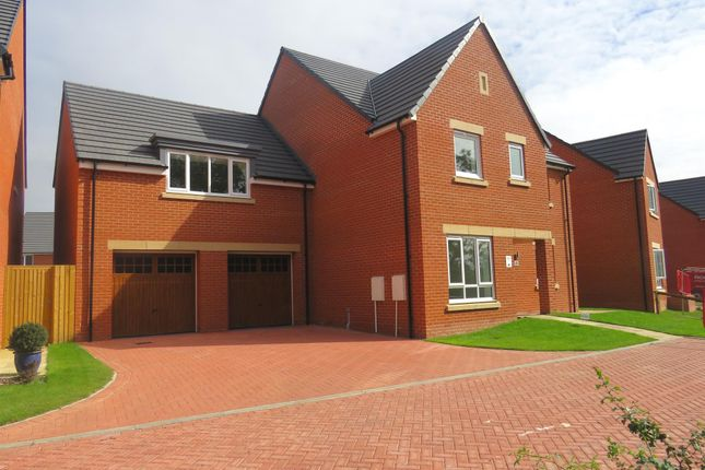 Thumbnail Detached house for sale in Starling Crescent, West Bridgford, Nottingham