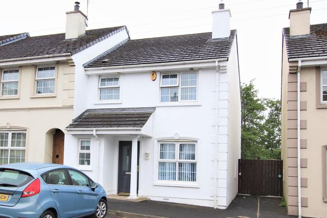 Thumbnail End terrace house for sale in 25, Kevin Lynch Park, Dungiven