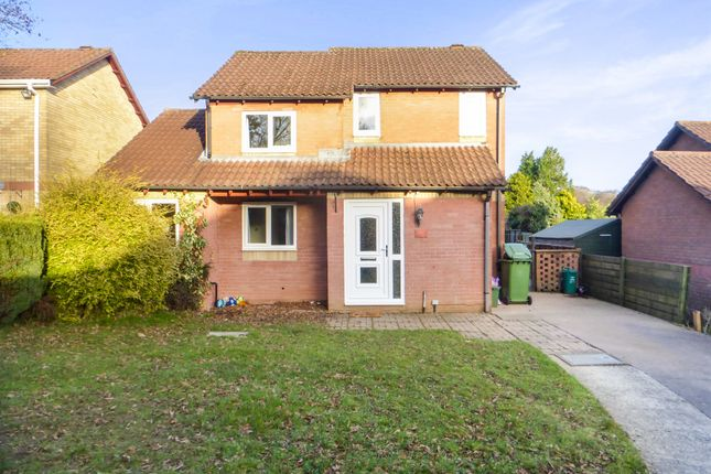 Thumbnail Detached house for sale in Chandlers Reach, Llantwit Fardre, Pontypridd