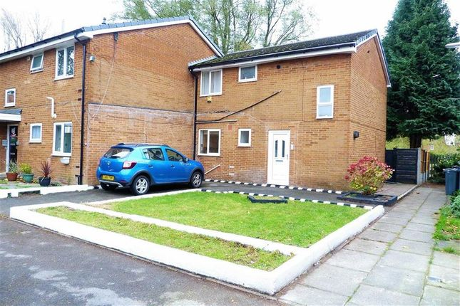 Thumbnail Semi-detached house for sale in Clement Stott Close, Blackley, Manchester