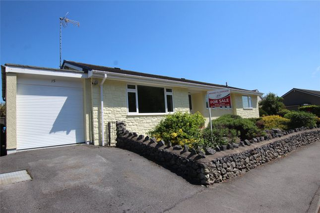 Thumbnail Detached bungalow for sale in 15 Granby Road, Kents Bank, Grange-Over-Sands, Cumbria