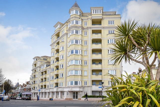 Thumbnail Flat to rent in Devonshire Mansions, Grand Parade, Eastbourne