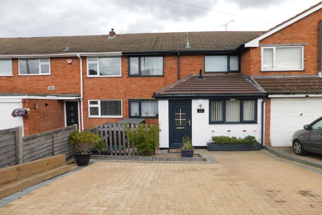 Thumbnail Terraced house for sale in Old Meadow Road, Birmingham