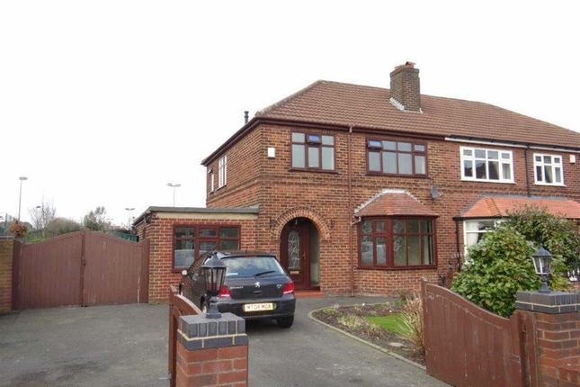 Thumbnail Semi-detached house for sale in Beech Drive, Leigh