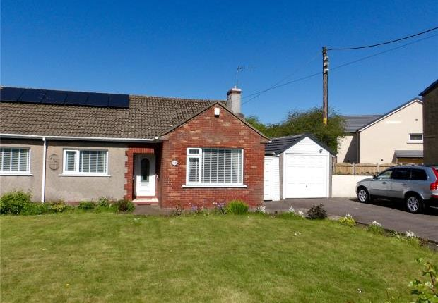 Thumbnail Semi-detached bungalow for sale in Central Road, Dearham, Maryport