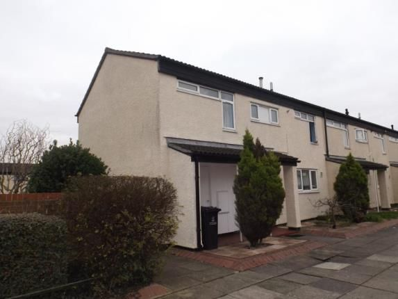 Thumbnail End terrace house for sale in Arakan Close, Colchester