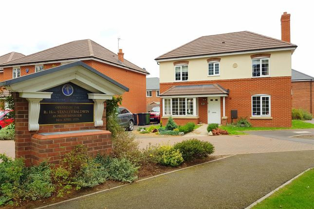 Thumbnail Detached house for sale in Lucy Baldwin Close, Stourport-On-Severn