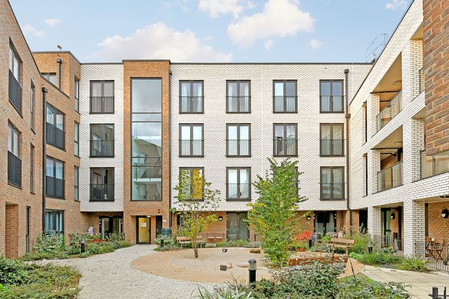 Thumbnail Flat for sale in Smithies Court, 41 Pellerin Road, London