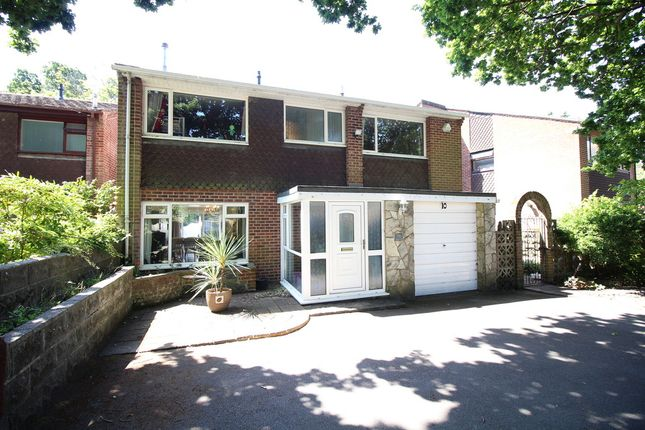 Thumbnail Detached house for sale in Poole Road, Upton, Poole