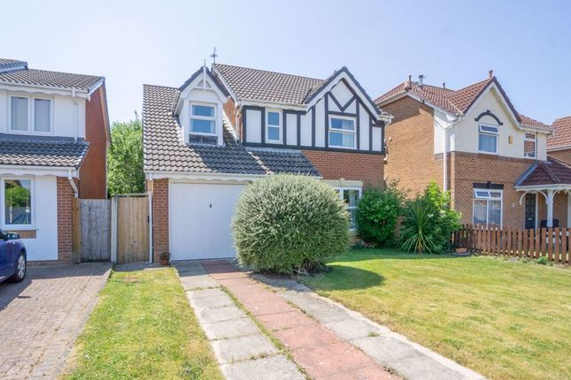 Thumbnail Detached house for sale in Carnoustie Close, Moreton, Wirral