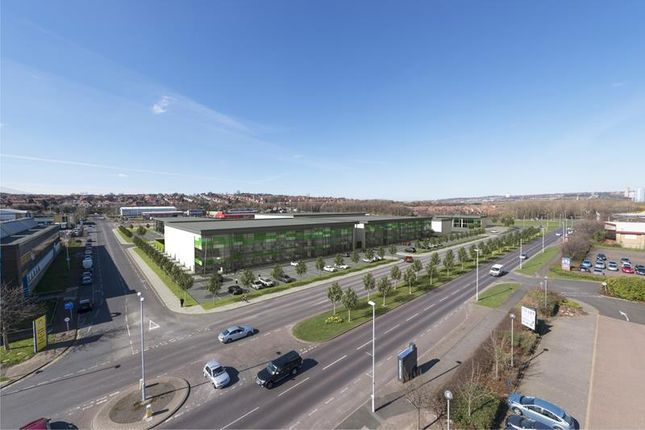 Thumbnail Light industrial to let in No 1 Kingsway North, Team Valley Trading Estate, Gateshead, Tyne And Wear