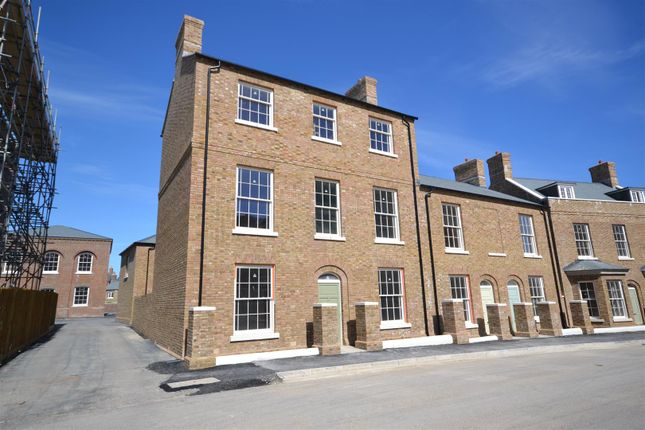 Thumbnail End terrace house for sale in Vickery Court, Poundbury, Dorchester