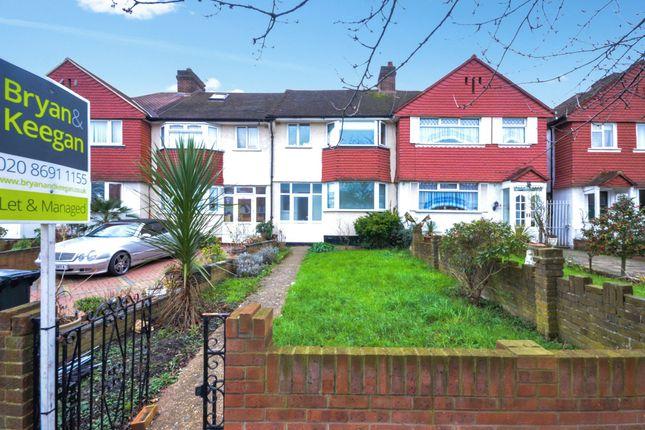 Thumbnail Terraced house to rent in Sevenoaks Road, Brockley, London
