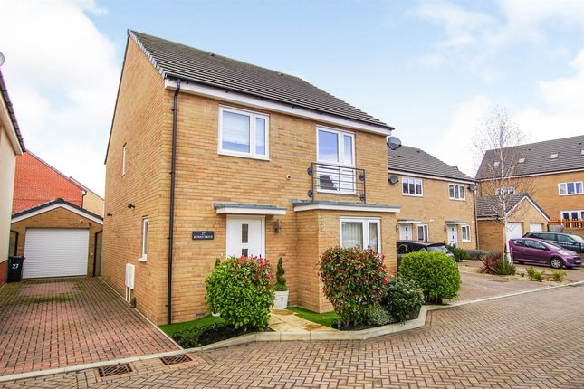 Thumbnail Detached house for sale in Rowan Drive, Emersons Green, Bristol