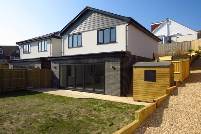 Thumbnail Detached house for sale in Lime Close, Southampton