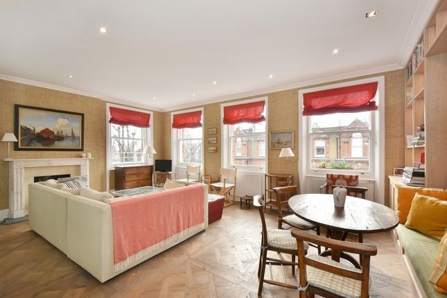 Thumbnail Flat to rent in Creswell Gardens, Earls Court