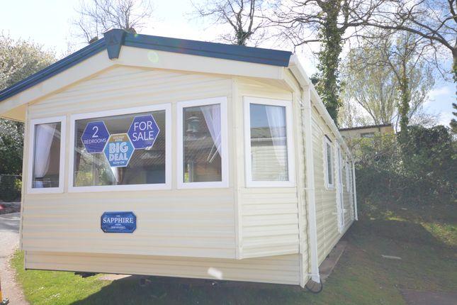 2 bed mobile/park home for sale in Week Ln, Devon