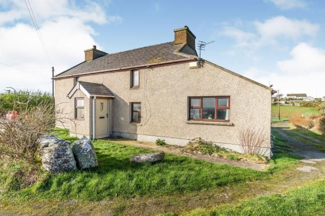Thumbnail Detached house for sale in Rhosneigr, Sir Ynys Mon
