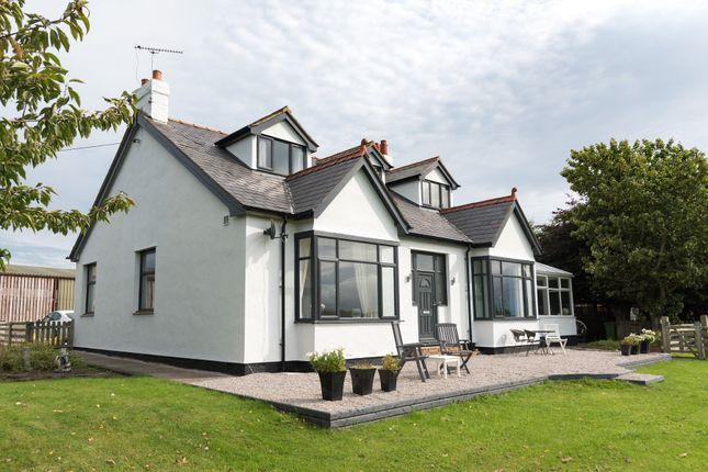 Thumbnail Detached bungalow for sale in Bodelwyddan Road, Rhuddlan, Rhyl