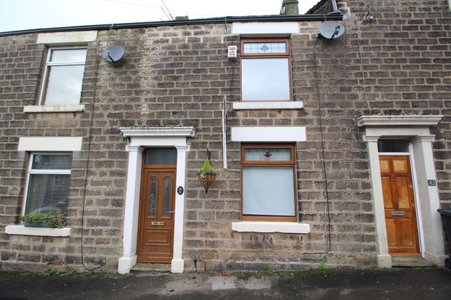Thumbnail Terraced house to rent in Brosscroft, Hadfield, Glossop