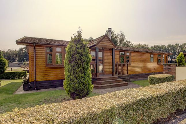 Thumbnail Detached bungalow for sale in Hull Road, Wilberfoss, York