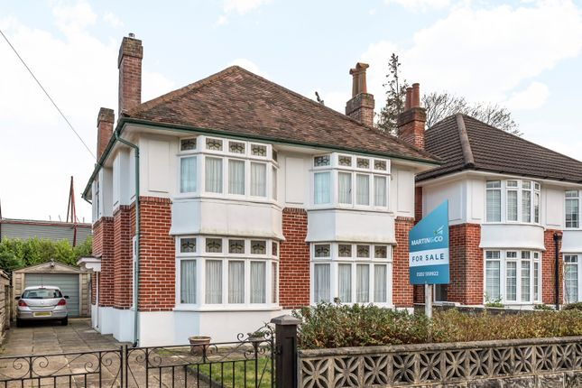 Thumbnail Detached house for sale in Thistlebarrow Road, Bournemouth