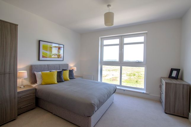 Thumbnail Flat for sale in Plot M7, Croft House, Carter's Quay, Poole, Dorset