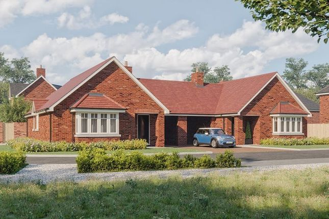Thumbnail Bungalow for sale in Burndell Road, Yapton