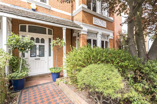Thumbnail Flat for sale in St. Stephens Gardens, St Margarets