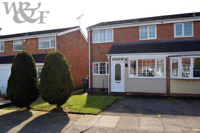 Thumbnail Semi-detached house for sale in Goodison Gardens, Erdington, Birmingham